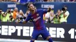 Barcelona derrotó 2-1 a Juventus en Nueva York por la International Champions Cup [VIDEO] - Noticias de