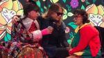 Así fue el emotivo reencuentro de 'La Chilindrina' y Gisela Valcárcel [VIDEO] - Noticias de videos