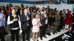 ¡Nuevos compatriotas! 39 extranjeros recibieron hoy la nacionalidad peruana [FOTOS] - Noticias de portugal