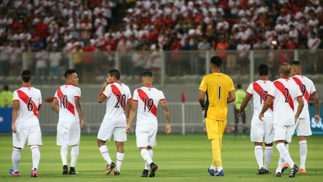 El presidente del IPD asegura que el partido debe jugarse en el Estadio Nacional. (USI)