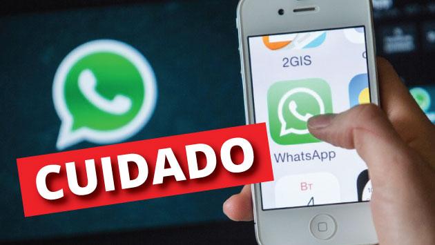 WhatsApp: Sigue estas recomendaciones para evitar ser estafado