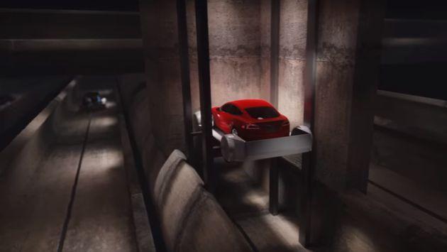 Elon Musk busca terminar con el tráfico en las ciudades con este sorprendente proyecto (The Boring Company)