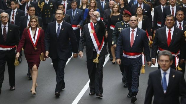 PPK destacó aumento salarial a maestros (Mario Zapata).