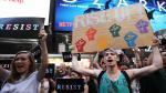 Manifestantes protestan en contra de la ley que prohíbe a personas transgénero servir en las Fuerzas Armadas - Noticias de transgénero