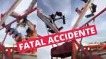 Estados Unidos: Un muerto y siete heridos tras accidente en parque de diversiones [VIDEO] - Noticias de falla mecánica