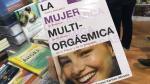 Diez libros de sexo que encontrarás en la Feria del Libro [FOTOS] - Noticias de fil