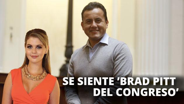 Richard Acuña y Brunella Horna se han convertido en la pareja del momento.
