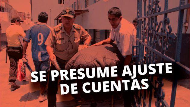 Ataque de sicarios dejó un muerto en Víctor Larco.