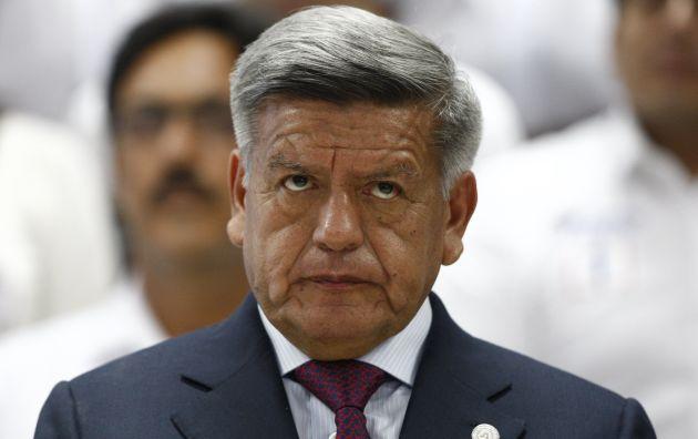 El líder de Alianza para el Progreso (APP), césar Acuña,  sigue en la mira de la justicia. (USI)