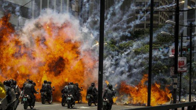 La ONU ha expresado su preocupación por la situación en Venezuela. (EFE)