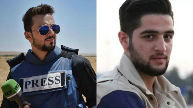 Alkhateb murió cumpliendo con su labor periodística.