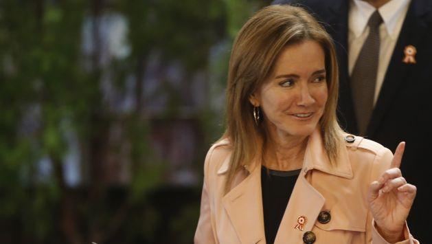 Congresistas piden que se establezca responsabilidades en el caso del hijo de Marilú Martens. (Mario Zapata)