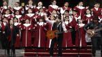 Pelo Madueño cantó en Palacio de Gobierno y recibió tantos aplausos como críticas - Noticias de huaicos