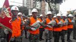 Delegación de 'Una Sola Fuerza' participó en la Gran Parada Militar [FOTOS Y VIDEO] - Noticias de huaicos