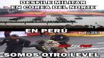 Parada Militar: No hay desfile sin memes y tú lo sabes [FOTOS] - Noticias de la parada