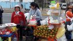 Parada Militar tuvo su 'Misturita': Deliciosos platos en carretilla encantaron al público [FOTOS] - Noticias de vendedora ambulante