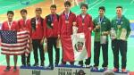 Orgullo peruano: Jóvenes consiguen 10 medallas en Panamericanos Sub17 - Noticias de rafael varón