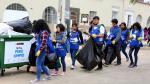 Fiestas Patrias: Más de 15 toneladas de basura fueron recogidas tras parada militar - Noticias de magdalena