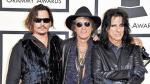 Grupo 'Hollywood Vampires' iría a Sudamérica con Johnny Depp - Noticias de aerosmith