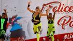 Parque de la Muralla: Segunda maratón de full body reunió a más de 2 mil personas [FOTOS] - Noticias de fiestas patrias