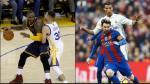 Ronaldo, James, Curry y Messi entre los 10 deportistas mejores pagados del mundo [INFOGRAFÍA] - Noticias de lebron james