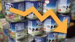 Ventas del Grupo Gloria caen en casi S/50 millones en el segundo trimestre tras caso Pura Vida - Noticias de producción de leche en perú