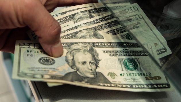 Precio del dólar cierra estable en S/3.241. (USI)