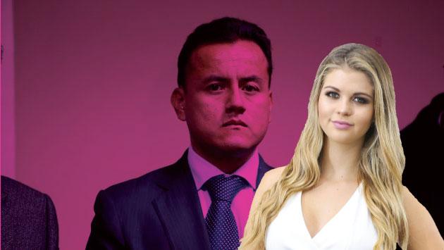 Brunella Horna y Richard Acuña hospedados en hotel de Punta Cana confirmaría su romance. (USI)