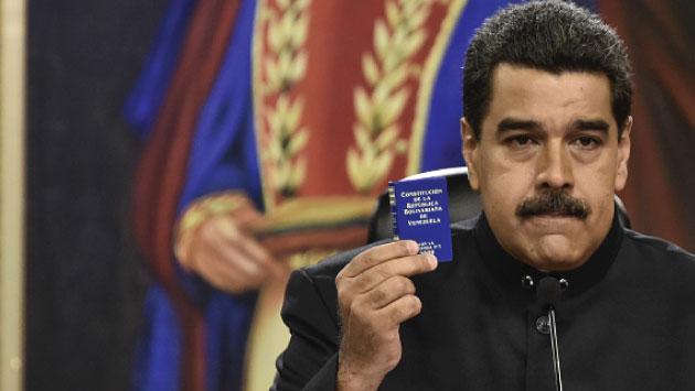 Rajoy tomó drástica medida contra el régimen de Nicolás Maduro.