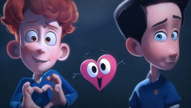 Este es el primer corto animado sobre una pareja gay y debes verlo (YouTube)
