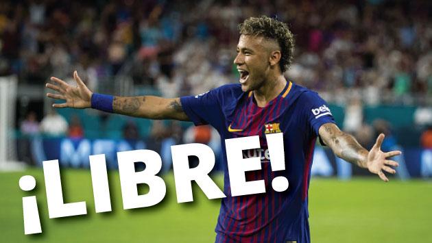 Neymar jugador brasile o qued libre de ir al psg for Clausula suelo oficina directa