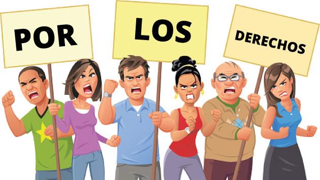 Los hombres también tienen algo que decir en favor de la igualdad entre hombres y mujeres. (Perú21)