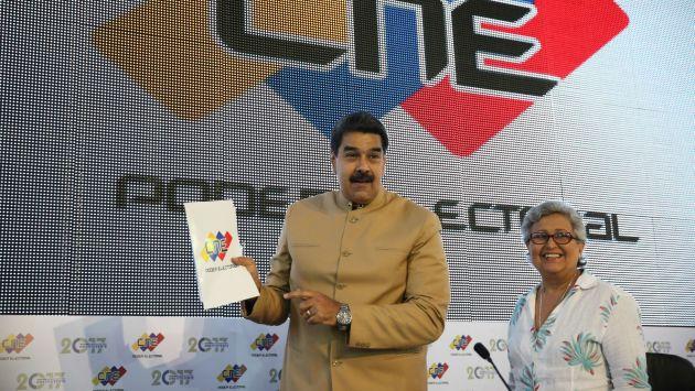 Ministerio Público de Venezuela solicitó anular la Asamblea Constituyente. (EFE)
