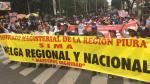 Maestros del Sindicato Magisterial de la Región Piura iniciaron huelga indefinida [FOTOS] - Noticias de huaraz