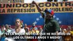 Leopoldo López confirmó embarazo de Lilian Tintori en video que grabó antes de volver a ser arrestado - Noticias de leopoldo lopez