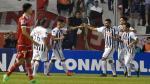 Libertad derrotó 2-0 a Huracán y clasificó a octavos de la Copa Sudamericana - Noticias de fuerza amarilla vs santa fe