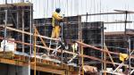 Sector construcción aumentó luego de 10 meses por mayor consumo de cemento - Noticias de proyección