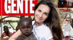 Natalia Oreiro se tomó fotos en Kenia y nunca imaginó esta reacción de sus seguidores [VIDEO] - Noticias de cantante argentino