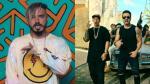 J Balvin destronó a Luis Fonsi en Spotify con 'Mi Gente' - Noticias de luis fonsi