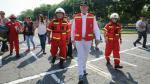 Bomberos recibirán pensión de gracia excepcional y temporal - Noticias de bomberos voluntarios del perú