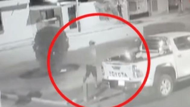 Talara: Extorsionadores incendian el vehículo de un empresario por rehusarse a pagar (Panamericana)
