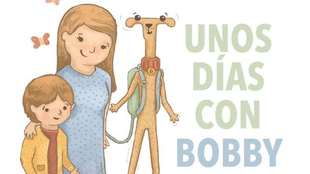 No te pierdas la presentación de 'Unos días con Bobby' de Silvia Miró Quesada en la FIL 2017. (Facebook Unos días con Bobby)