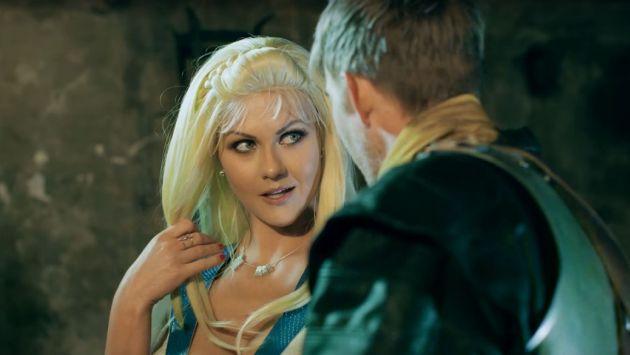 Zzseries romi rain queen of thrones part a parody
