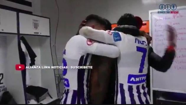 Alianza Lima se ubica como líder absoluto en la tabla de posiciones del certamen local.
