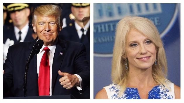 Donald Trump volvería a postular a la presidencia de EE.UU. en 2020, asegura su asesora (AFP/Efe).
