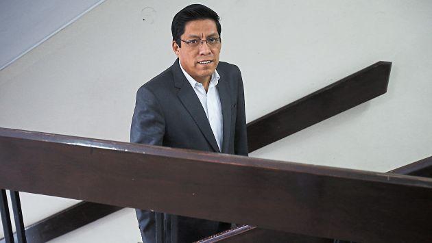 Vicente Zeballos Salinas (USI)