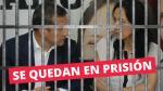 Defensa de Nadine Heredia y Ollanta Humala presentará hábeas corpus en busca de su libertad - Noticias de hábeas corpus