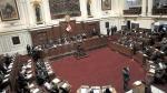 Instalan comisión que evaluará candidatos al Tribunal Constitucional - Noticias de tc
