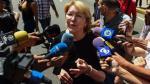 Ministerio Público lamenta destitución de Fiscal General Luisa Ortega en Venezuela - Noticias de destitución