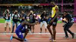 Justin Gatlin reconoce legado de Usain Bolt y le rinde reverencia [FOTOS] - Noticias de atletismo